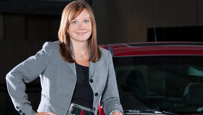 """Cindy Estrada says of General Motors CEO Mary Barra, """"So far, my experience with her has been nothing but positive."""""""