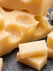 Emmentaler is made from cow's milk and was named for the Emmental valley of Switzerland