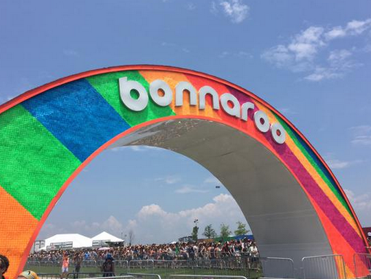 The Bonnaroo Music & Arts Festival is June 8-11.