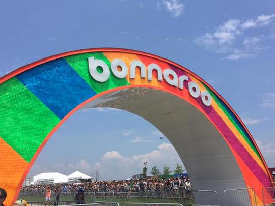 The Bonnaroo Music & Arts Festival is June 8-11.