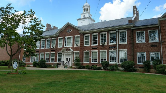East End School in North Plainfield.
