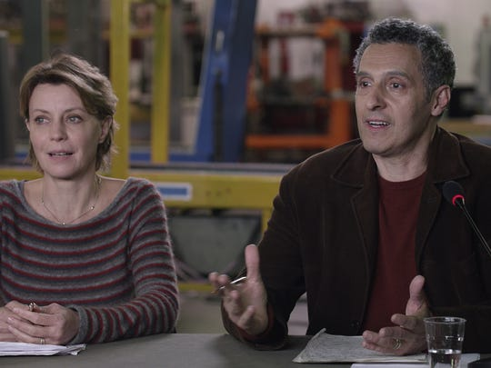 """Margherita Buy and John Turturro star in """"Mia Madre,"""" opening at the Camelot Theatres."""