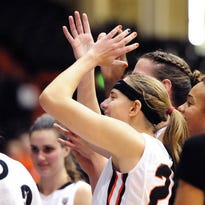 Oregon State was ranked No. 11 before a Civil War sweep.