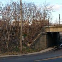 The Park Avenue East/Ashland Road and Subway overpass area soon will undergo a beautification effort.