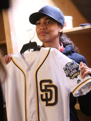 Kylie Bunbury stars as the first female Major League