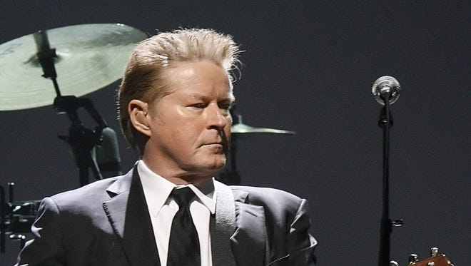 Don Henley will perform Monday, March 12, with the Eagles at Bankers Life Fieldhouse.
