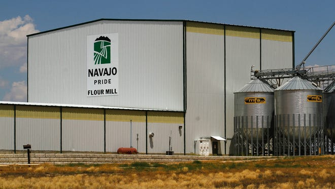 The Navajo Pride flour mill will resume operations soon after a yearlong shutdown.