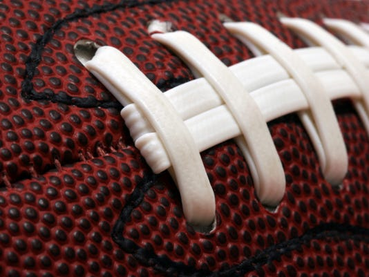 Football close-up