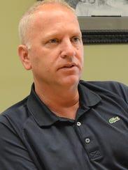 Jim Rutherford, Calhoun County public health officer