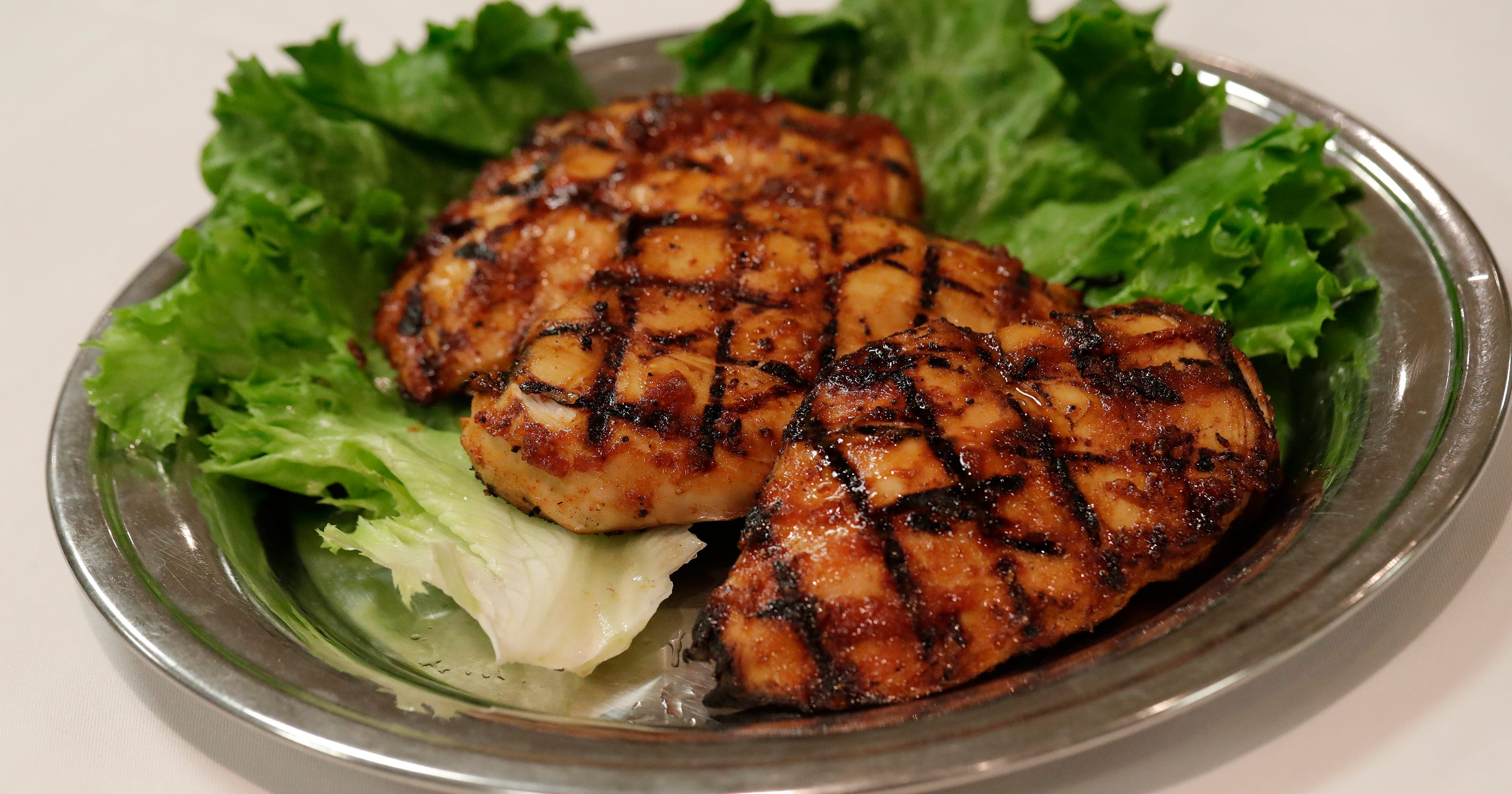 Grilled Bbq Chicken Breast Food Network