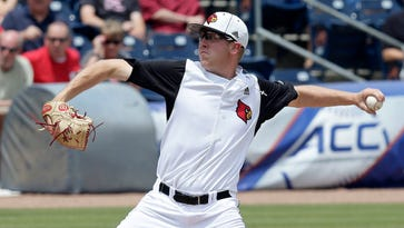 Red-hot Louisville baseball to play for ACC Tournament title