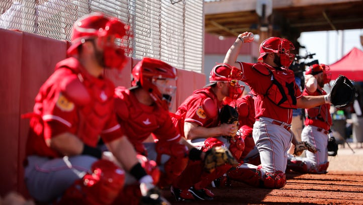 Reds paying more attention to pitch-framing