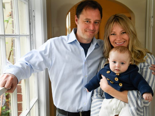 Filmmaker David K. Wilson III and his wife, Kaylee, lost their first child to sudden infant death syndrome. The couple has battled through that horror and fear and had another baby boy, whom they named Ryer, a year later.