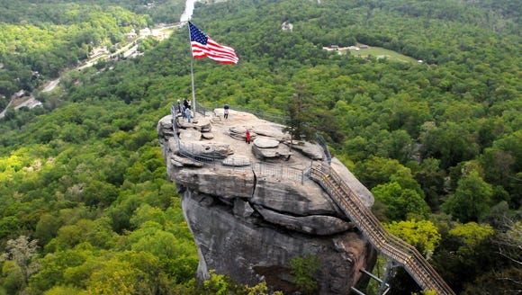 Chimney Rock State Park will be closed June 30 for