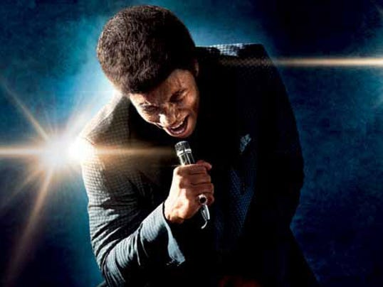 'GET ON UP: The James Brown Story' soundtrack cover