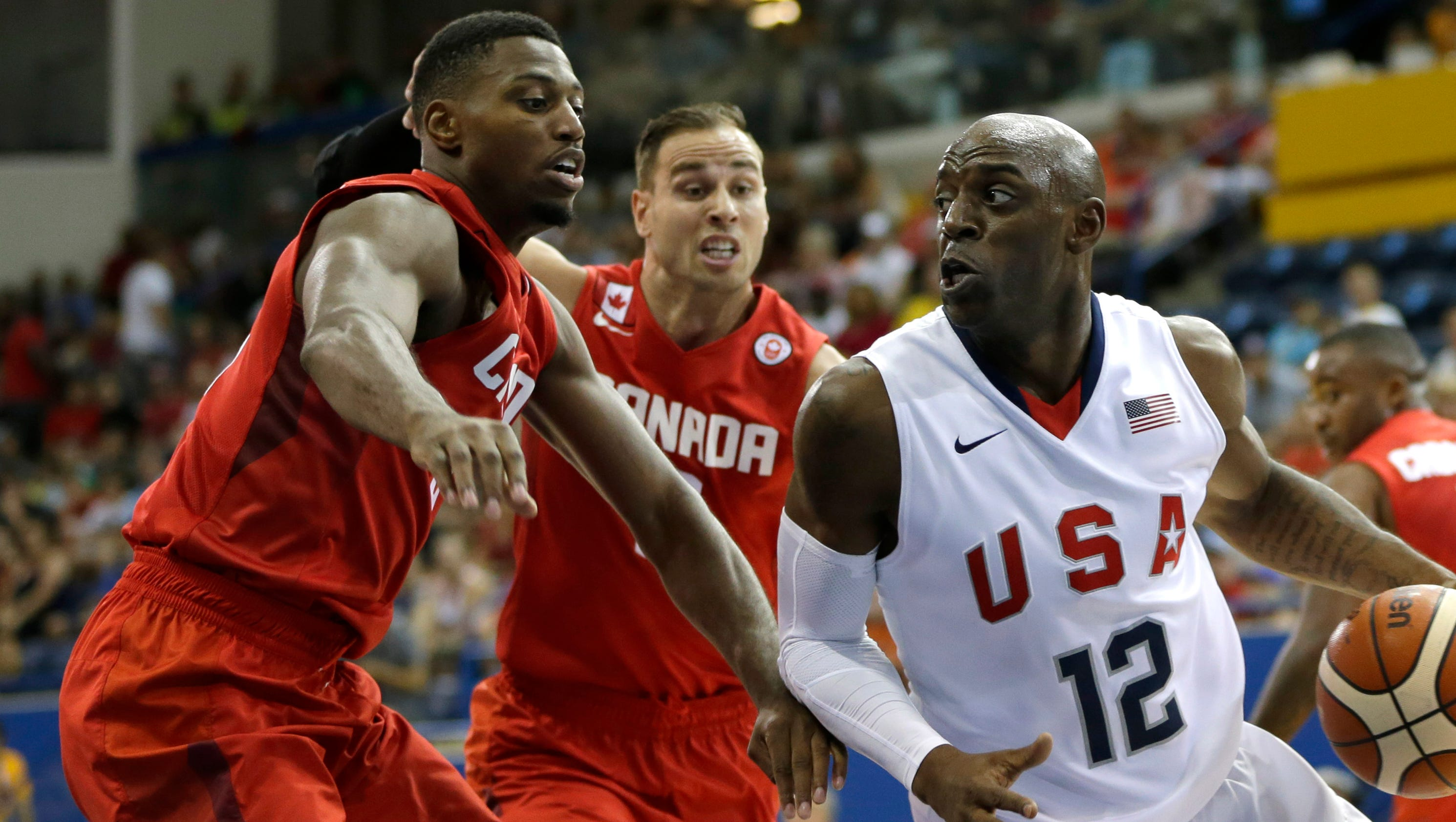 USA falls in Pan Am basketball semis to Canada; Denzel Valentine nets 11