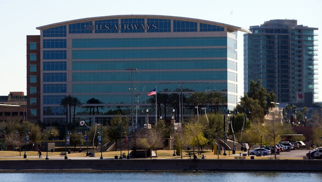 A New Jersey company called ADP is taking over the former US Airways building in Tempe and will employ 1,500 people.