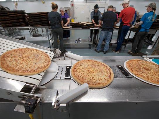 Who Owns California Pizza Kitchen Frozen Pizza