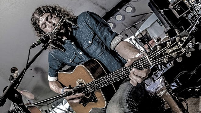 Milwaukee musician Joseph Huber will be the featured artist for Week 4 of EastWest Music Series in De Pere. You can catch him at 8 p.m. July 14 at the Broadway Theatre.