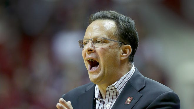 There is speculation that Tom Crean could be the next Louisville basketball coach.