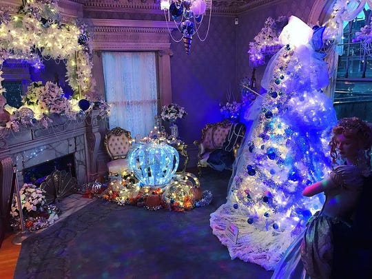 Home for the Holidays runs through Jan. 7 at Roberson