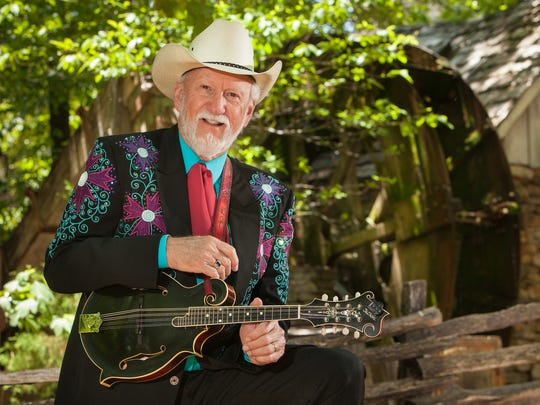 Doyle Lawson brings a traditional sound, and his signature
