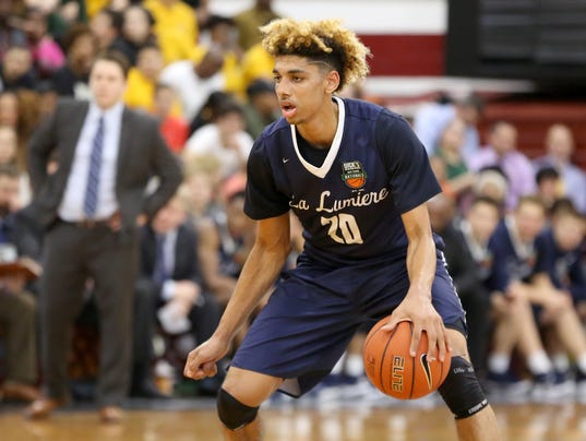 Saginaw native Brian Bowen making MSU official visit for ...