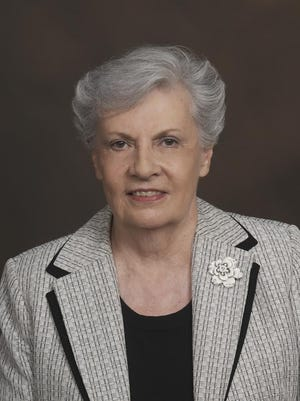 Dr. Lilya Wagner, director of Philanthropic Service for Institutions.