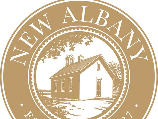 New Albany seal