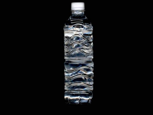 Sealed bottle water