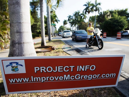 The City of Fort Myers is urging residents to go to