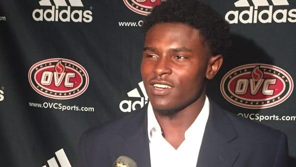 TSU wide receiver Patrick Smith was named to the Preseason