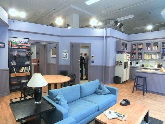Hulu?s Seinfeld Apartment