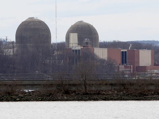 The Indian Point Energy Center nuclear power plant
