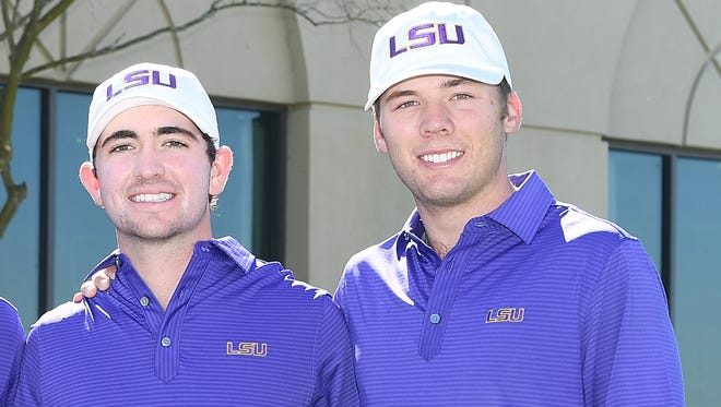 Philip Barbaree Jr. and Sam Burns will play in the Western Amateur beginning Aug. 1 near Chicago.