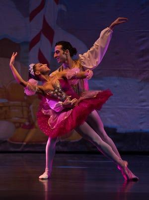 "American Ballet Academy will present ""A Children's Nutcracker"" at 7 p.m. Dec. 12 and 2:30 p.m. Dec. 13 at the Historic Elsinore Theatre."