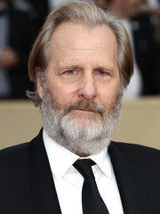 Jeff Daniels at the Screen Actors Guild Awards on Sunday,