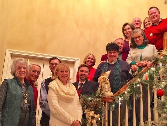 Holiday Celebration – The UE Neu Chapel Society Board's