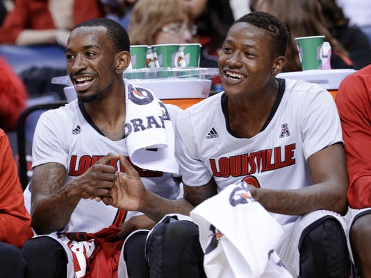 Russ Smith, Terry Rozier