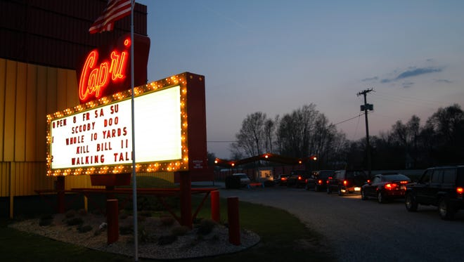 The family-run Capri Drive-In in Coldwater, Mich., celebrated its 50th anniversary this summer.  Located halfway between Chicago and Detroit, it partners with local motels to offer lodging packages to out-of-town customers.