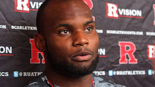 Leonte Carroo was in the spotlight on and off the field