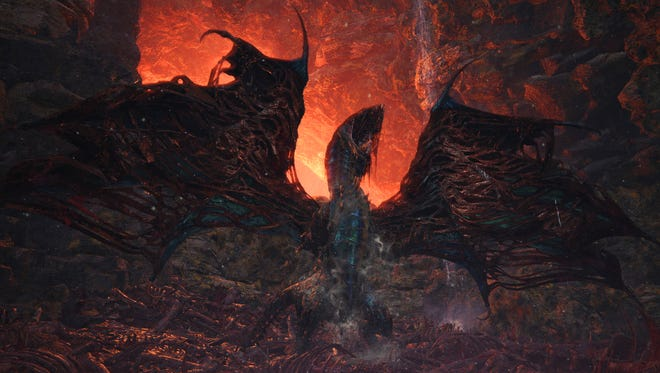 In addition to hitting harder, Arch Tempered Vaal Hazak boasts more HP as well as increased damage over time with its toxic miasma.