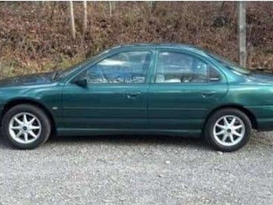 The body of Charlene Robinson was found inside her green 1998 Ford Contour in a pond at Owens Community College's Findlay campus.