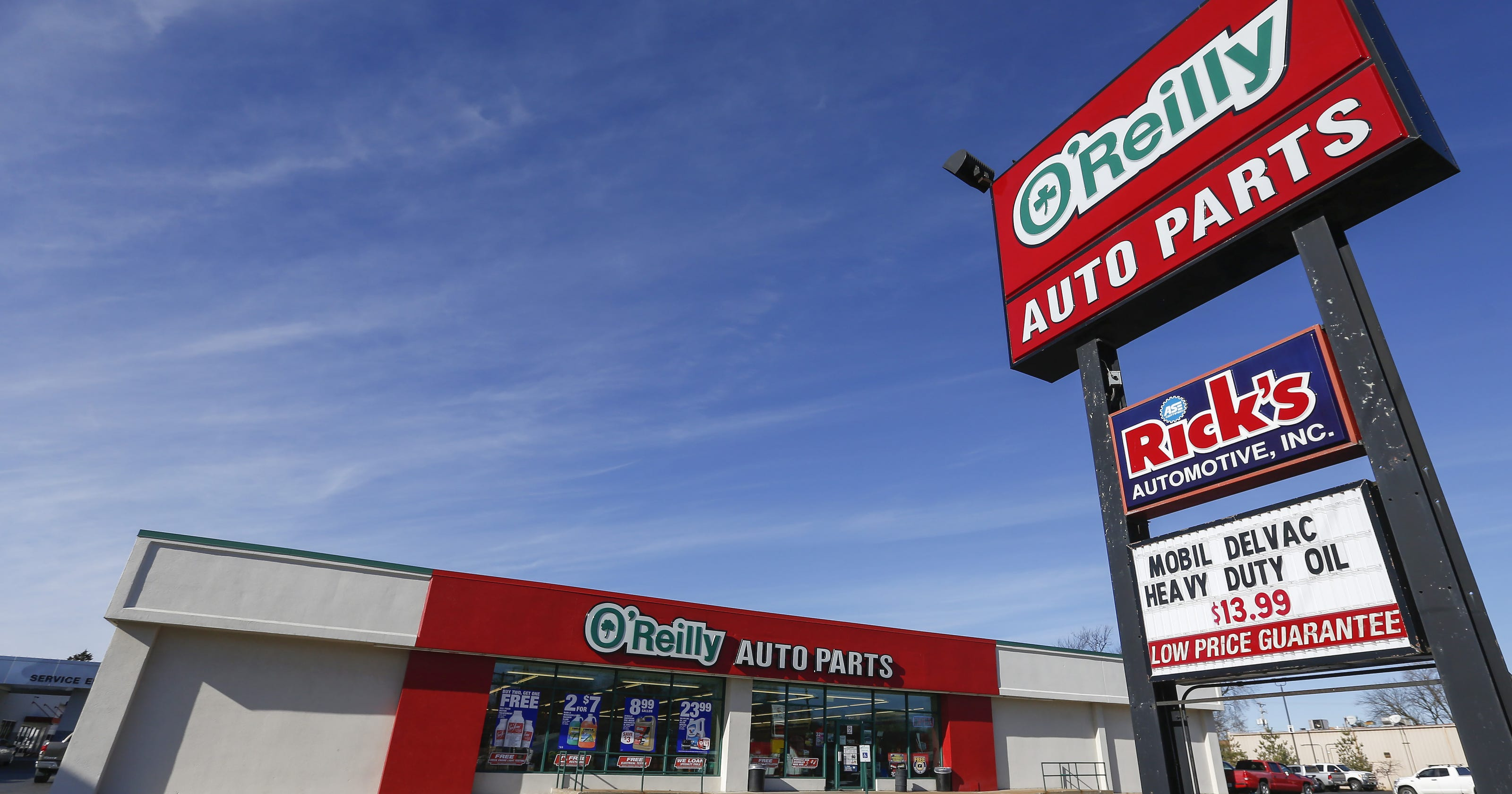 Orally Auto Part Near Me >> This Back To The Future Reference Has Been Hidden On O Reilly