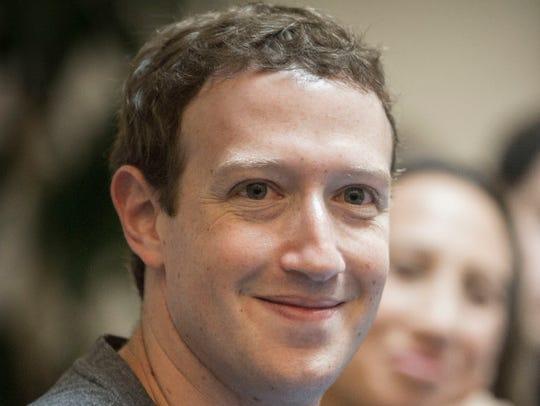 Facebook CEO Mark Zuckerberg will likely coax outside