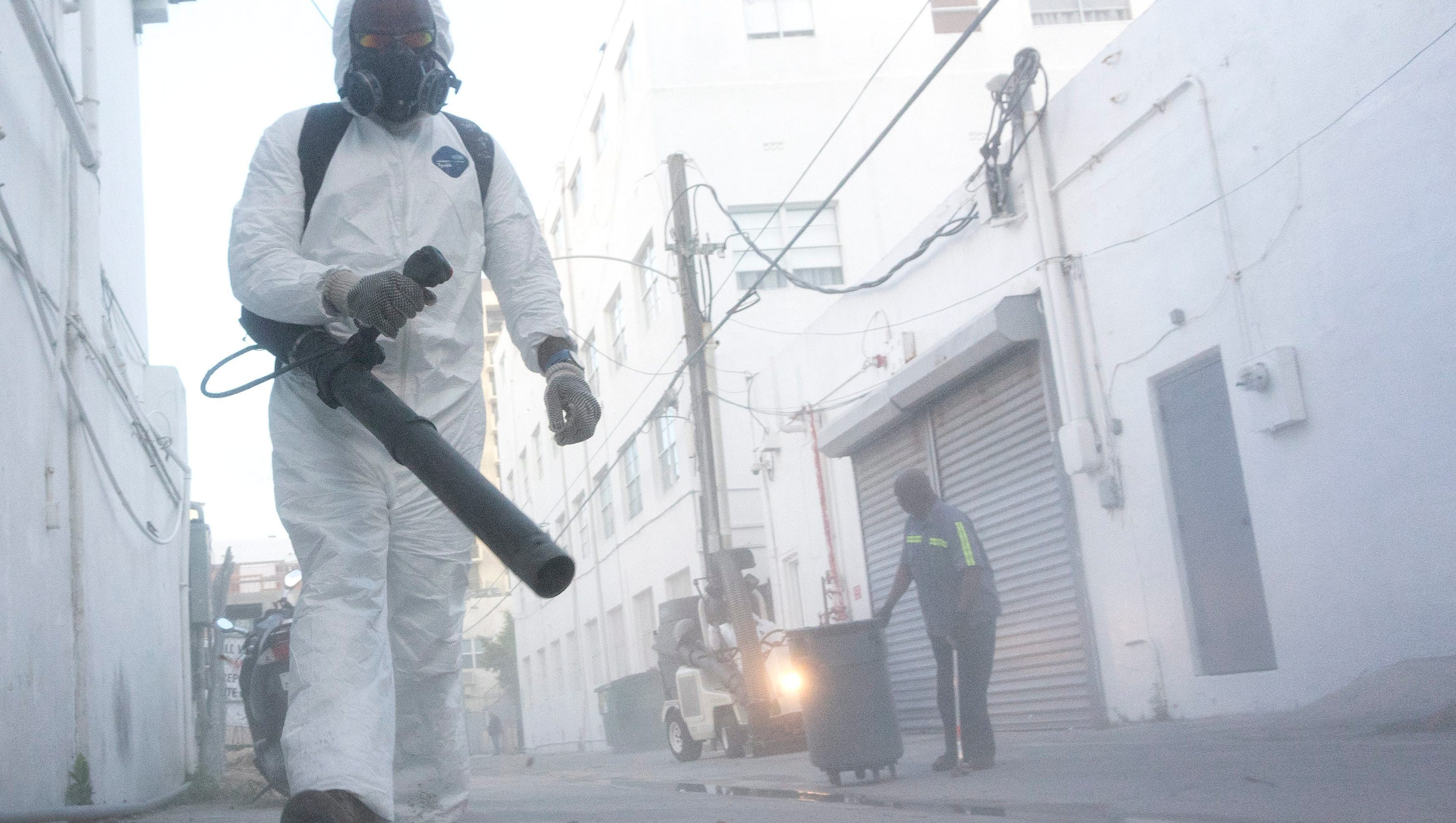 Pregnant women should avoid part of Miami Beach affected by Zika