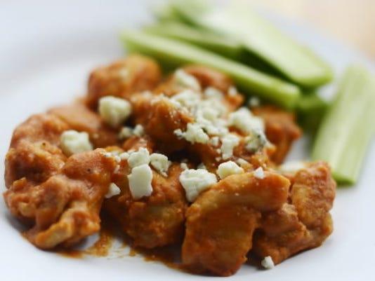 Buffalo Chicken Bites (Kate Penn -- Daily Record/Sunday News)
