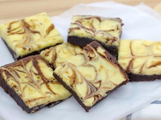 Cheesecake brownies_ThinkstockPhotos-506649459