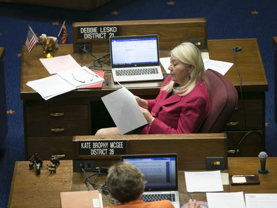 Sen. Debbie Lesko sponsored House Bill 2244, which