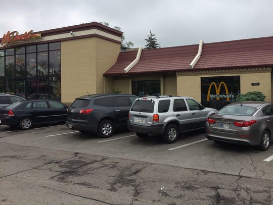 The McDonald's on East Main Street will soon be renovated.